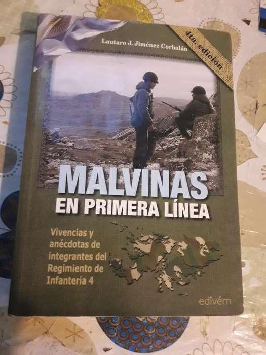 Malvinas en Primera Linea.