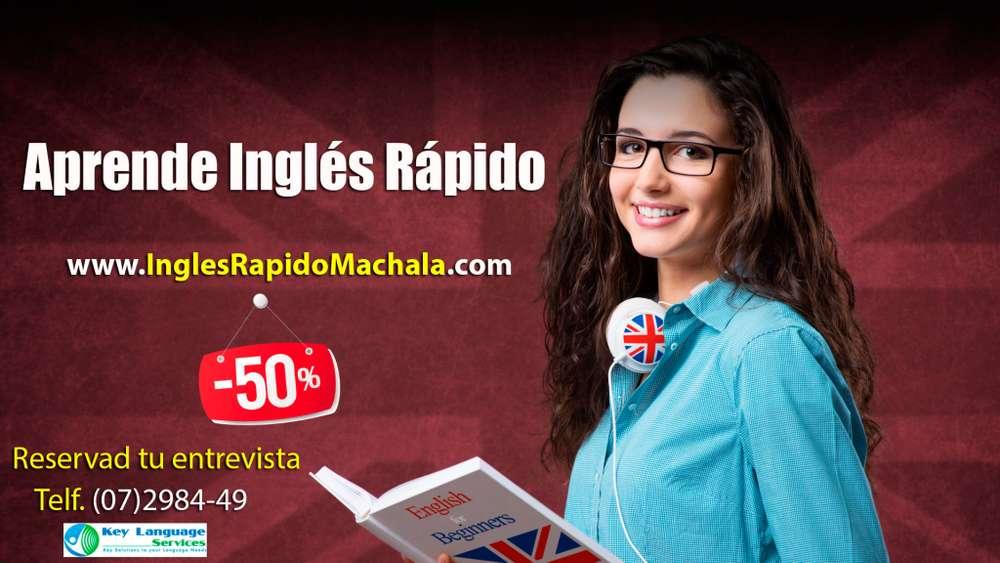Curso de Nivelación Ingles en Machala