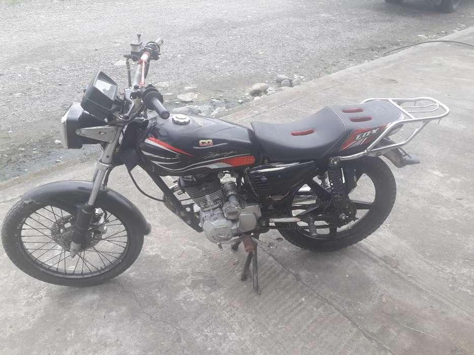 Vendo Moto Plus 200