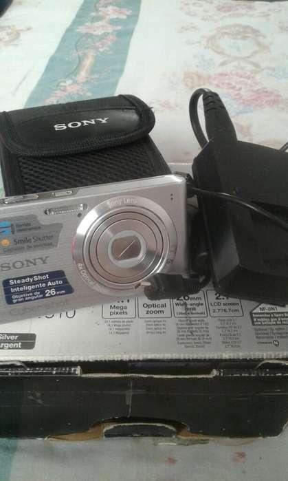 Vendo Camara Sony Inteligente
