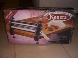 Vendo nuevo Cilindro para hacer masa para Pasta, Pizza o empanadas.