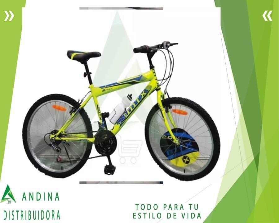 Bicicleta Aro 24 De Hombres Y Mujeres 21 Velocidades