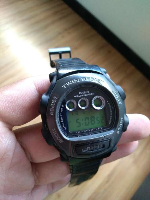 Reloj Deportivo <strong>casio</strong>