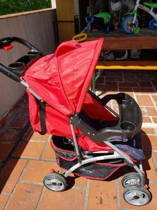 <strong>coche</strong> Bebe Paseo Rainbow.