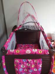 Cuna Corral Tipo Camping