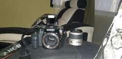 Camara Semiprofesional Sony Dslr-a100
