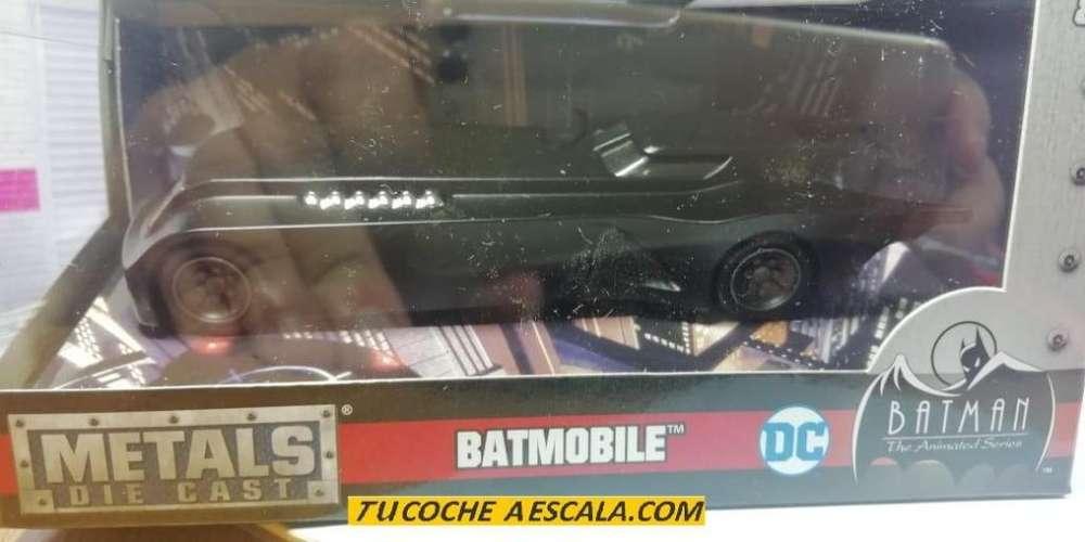 Batimovil Carros de colección a escala