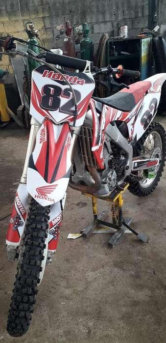 Moto <strong>honda</strong> Crf 450