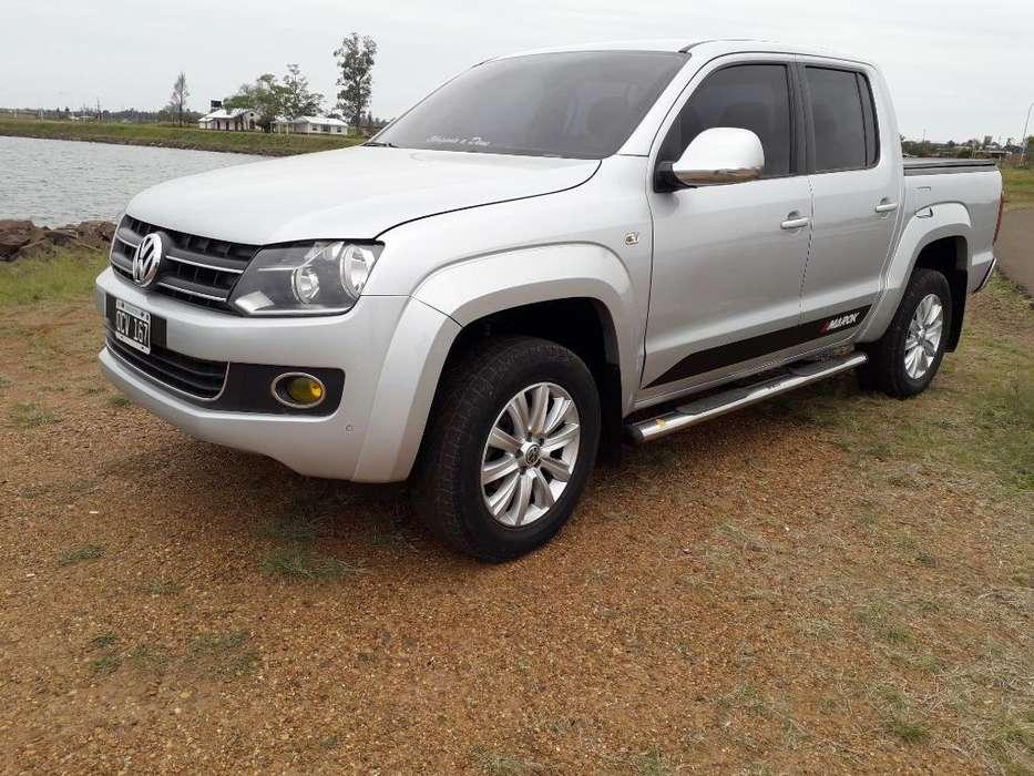 Volkswagen Amarok 2014 - 120000 km