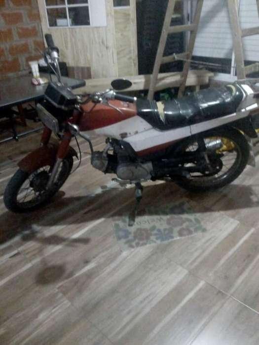 <strong>moto</strong> 70 Cc , Japonesa Dincheng Modelo 94