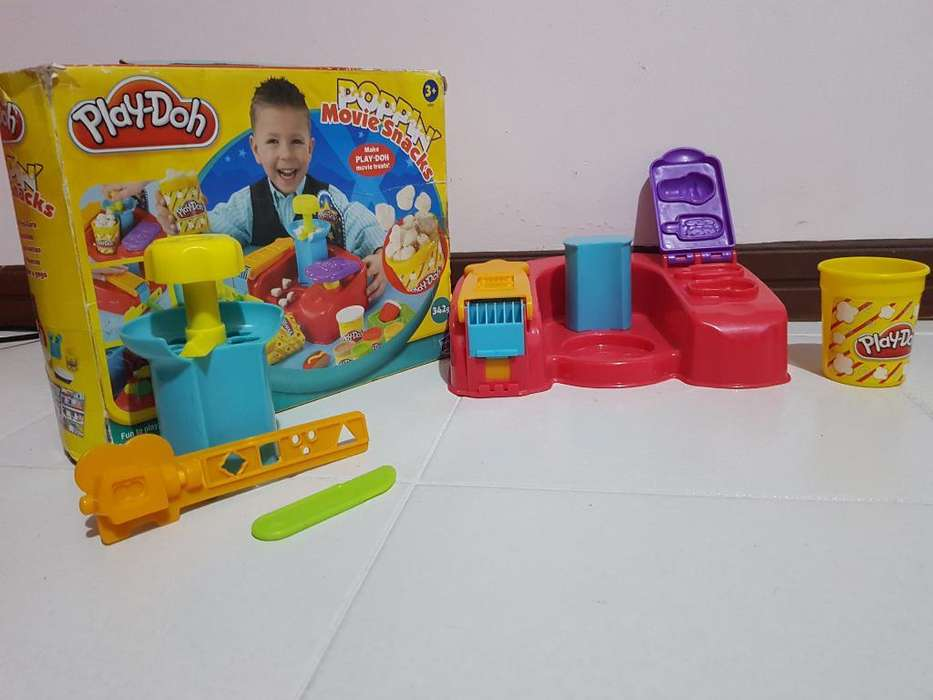 Play-doh Poppin'