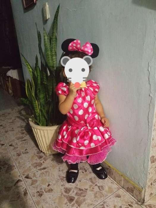 Disfraz Ratoncita