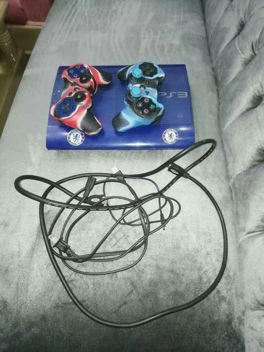 Play 3 Super Slim Oferta 9 Juegos