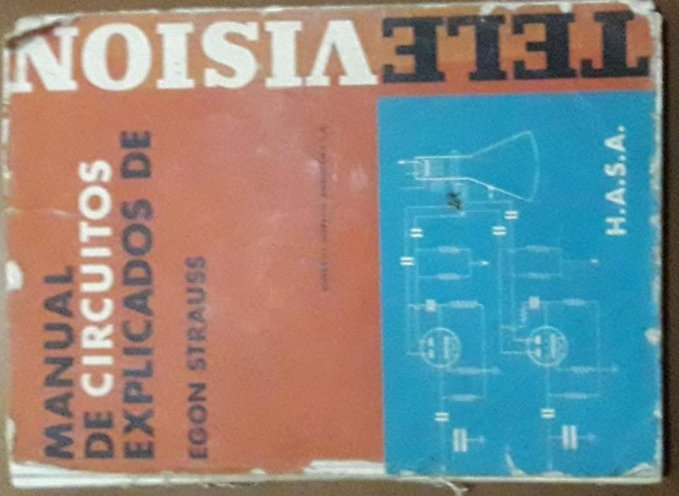 Manual De Circuitos Explicados De Television Ergon Strauss