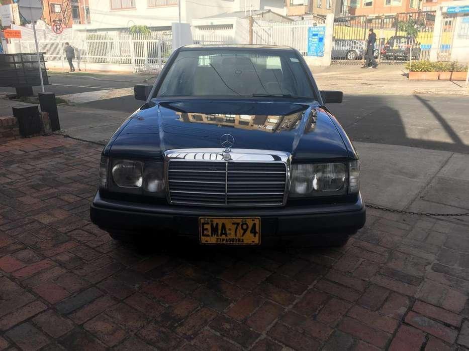 <strong>mercedes</strong>-Benz Clase E 1987 - 200 km