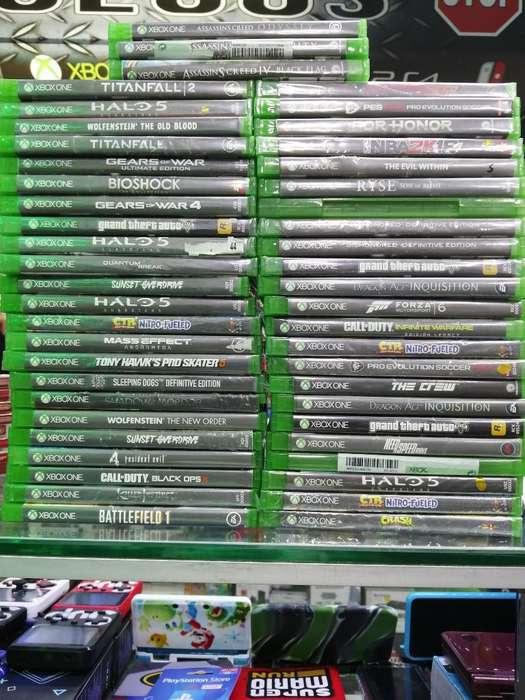 Ps4 Xbox One Y Swtich Ps Vita Usados