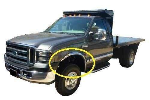 Molduras y Biseles Ford Duper Duty Triton