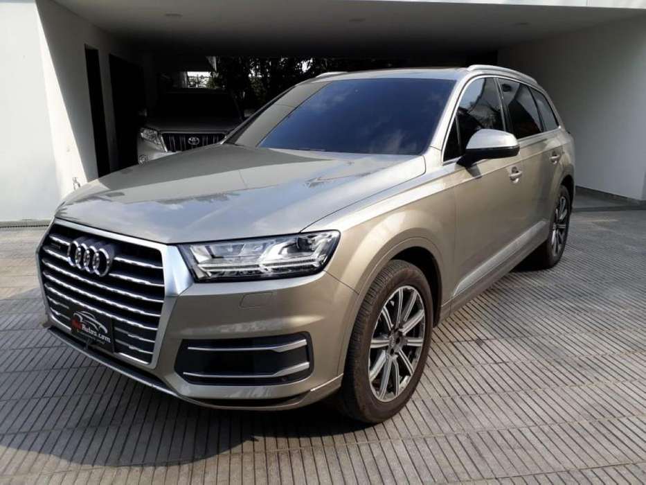 <strong>audi</strong> Q5 2017 - 5392 km