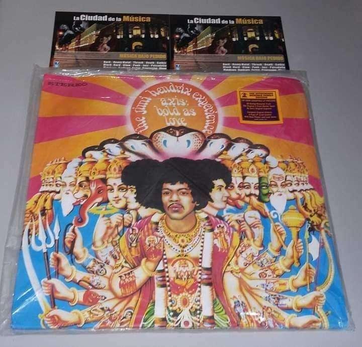 LP'S DE VENTA!!! Jimi Hendrix