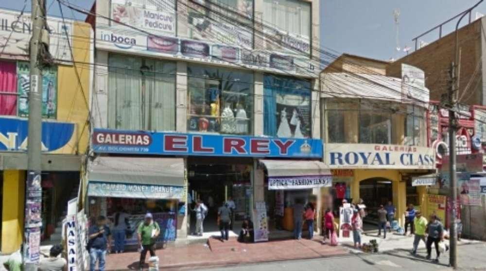 Alquilo Local en Galería El Rey 2do Piso