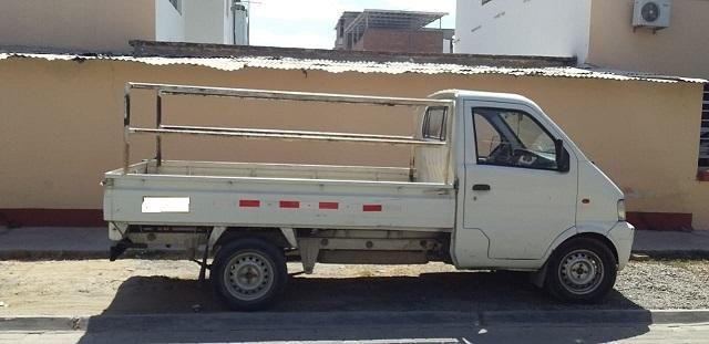 Alquiler de camioneta para reparto de bebidas / transporte de bienes y mercadería