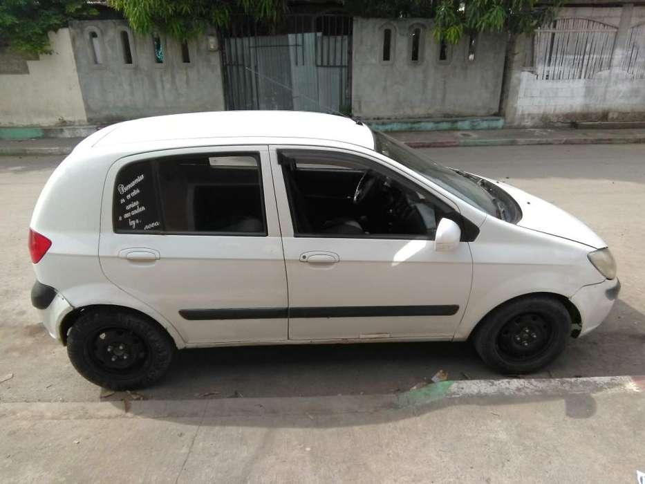 Hyundai Getz  2011 - 120000 km