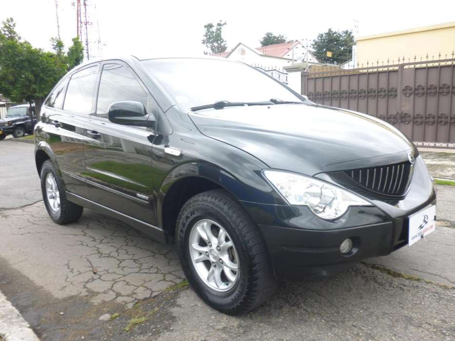 Ssangyong Actyon 2009 - 130000 km