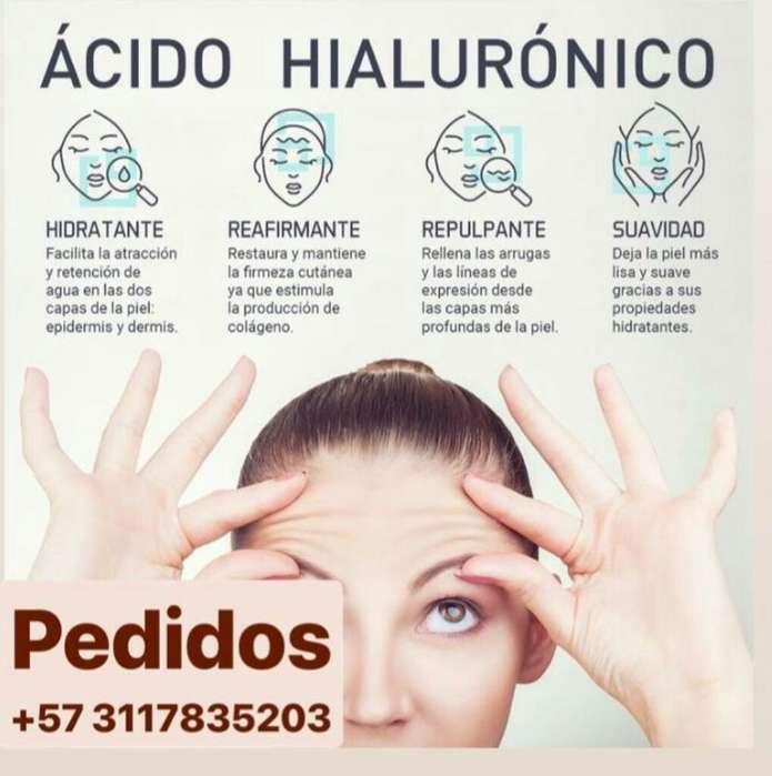 Acido Hialuronico Sprayrostro Y Cabello