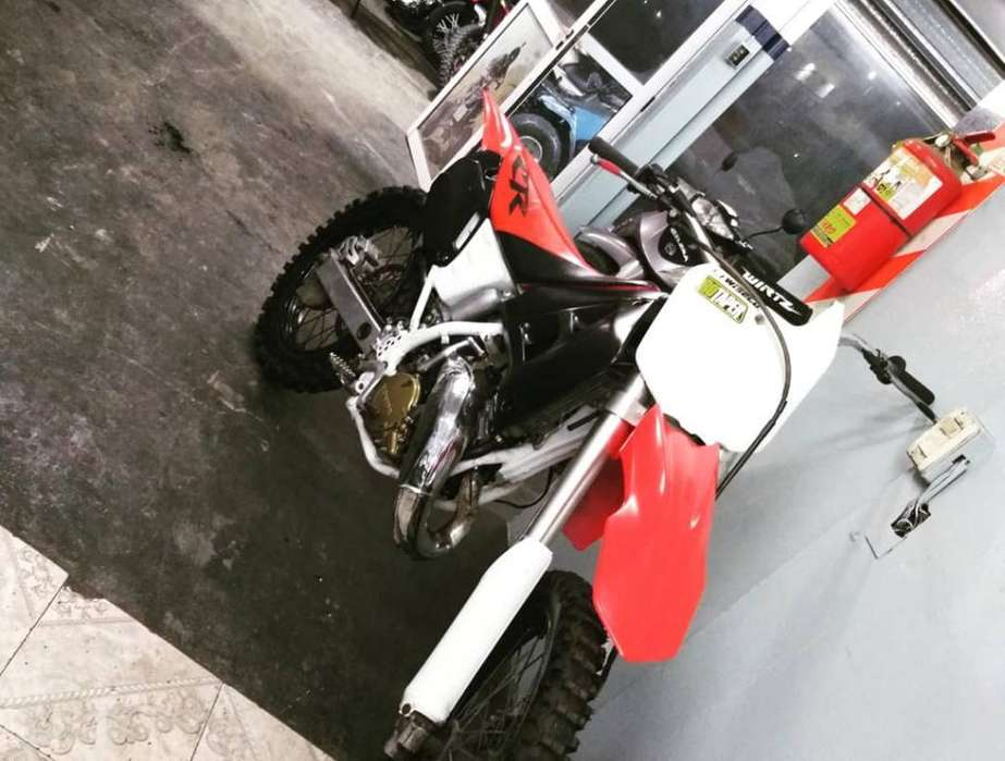 Honda Cr125 Mod 92