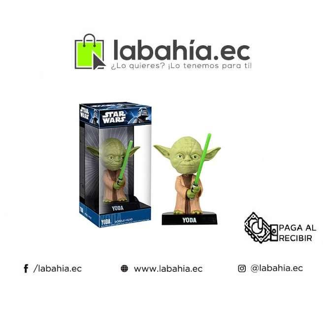 Muñeco Bobble Head Yoda