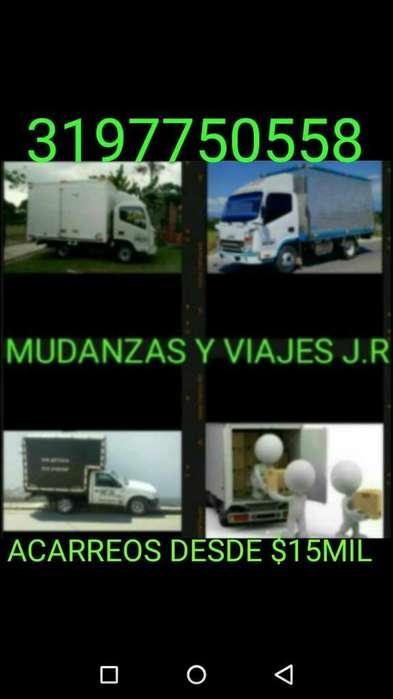 Acarreos Y Mudanzas J.r