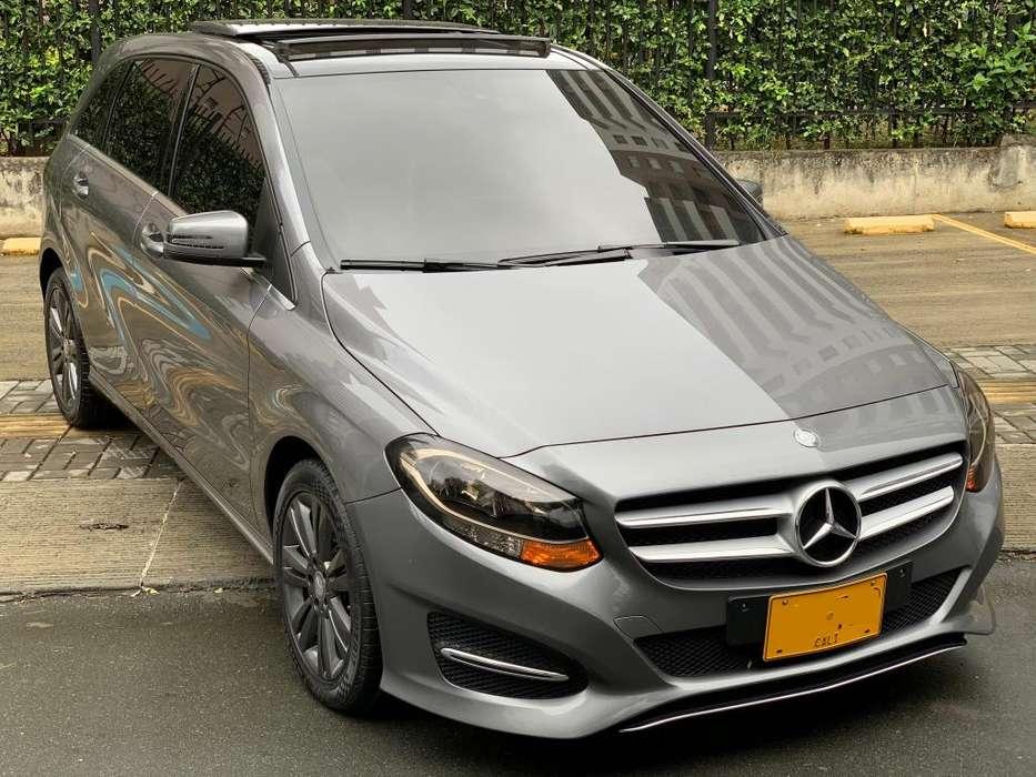 Mercedes-Benz Clase B 2016 - 34000 km