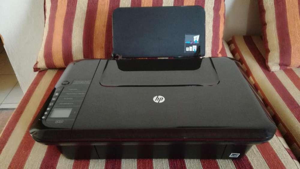 Vendo Impresora Hp Deskjet 3050 Wifi