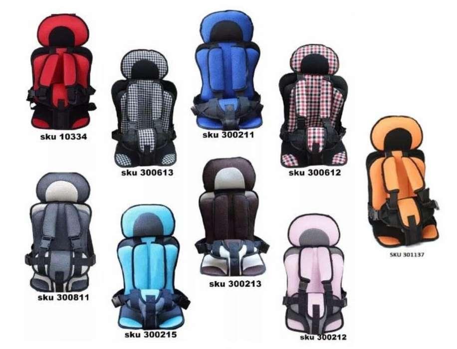Silla de Carro para Bebes hasta 5 Años