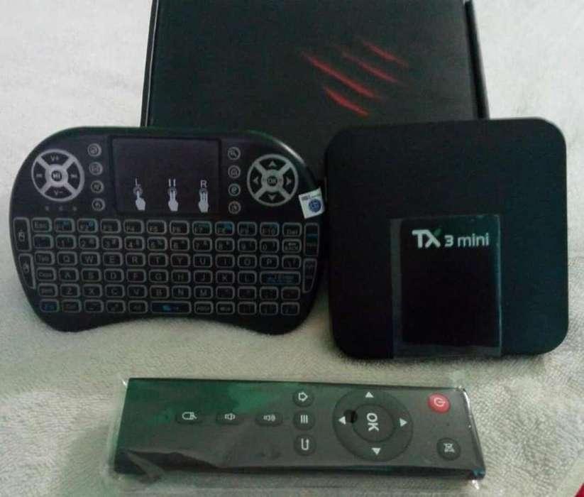 PROMOCIONES TV BOX TX3 MINI 2GB/16GB ANDROID