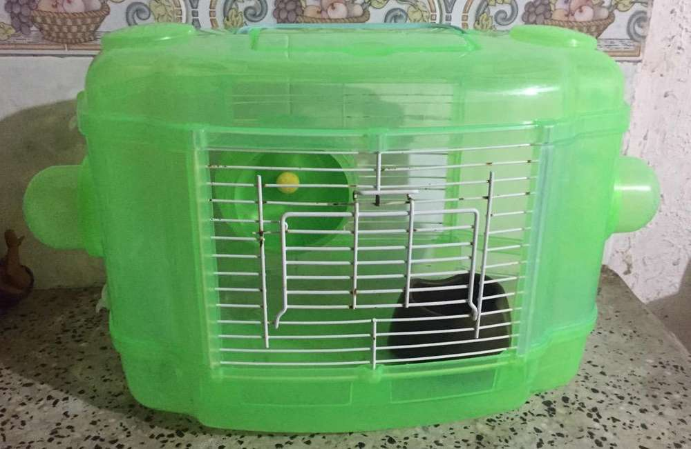 Jaula para Hamster Buen Estado