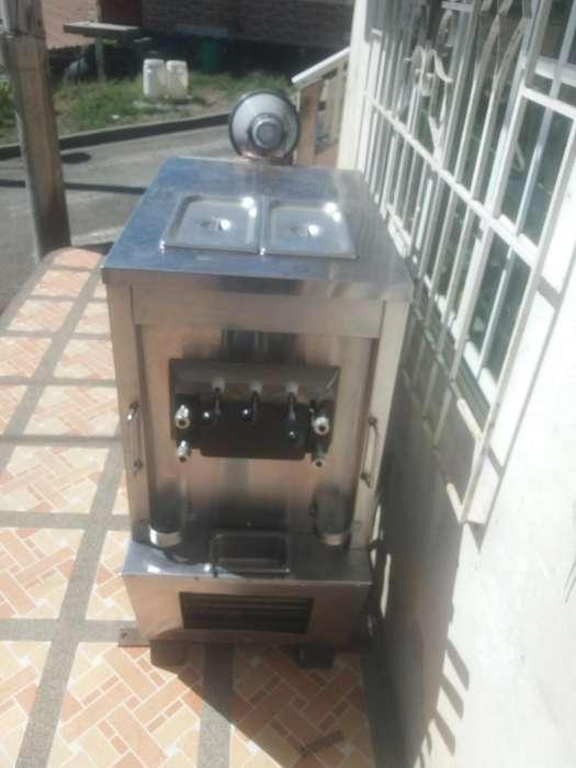 Vendo Maquina de Dos Sabores 0987840559