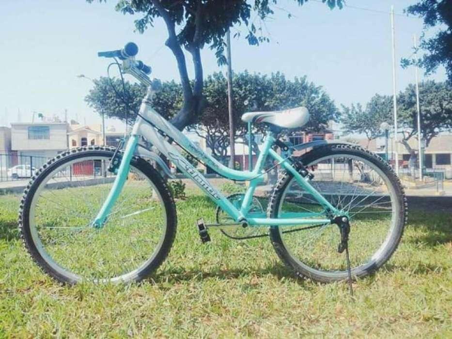 Bicicleta Unisex Semi Nueva