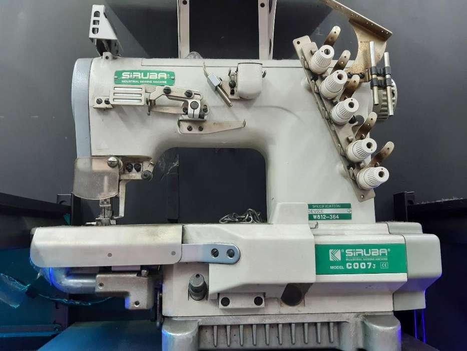 Maquina de Coser Cama Silindrica