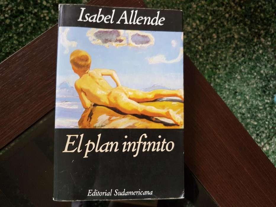 LIBRO El plan infinito Isabel Allende