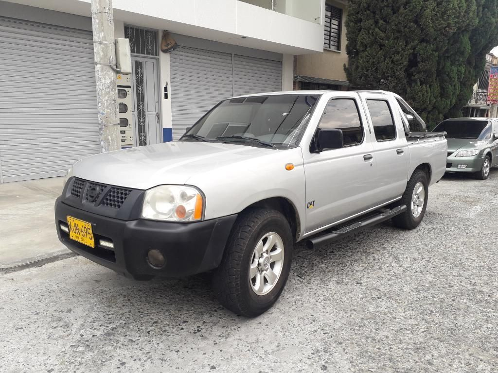 Vendo Nissan Frontier 2011 Sencilla