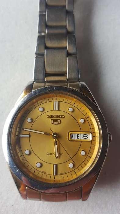 Reloj Automatico <strong>seiko</strong>