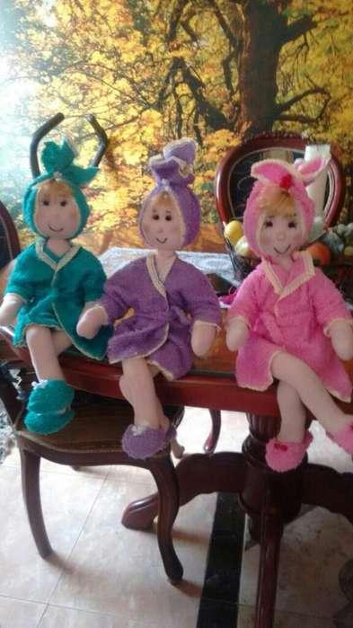 Muñecas de Baño