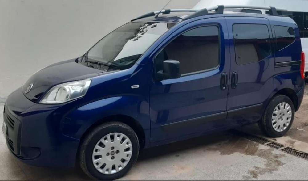 Fiat Qubo 2012 - 100000 km