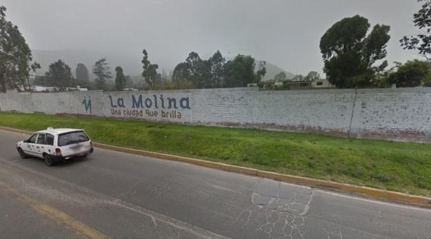 COD. 2768  TERRENO BIEN UBICADO EN LA MOLINA