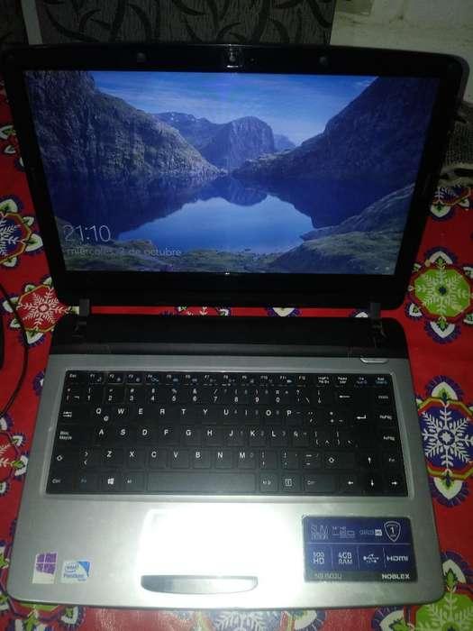 Notebook Noblex Nb 1502u