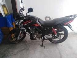 Vendo Moto Ronco Pantera 150