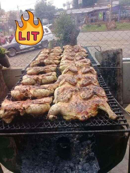 Pollo con Mandioca Haga Su Pedido