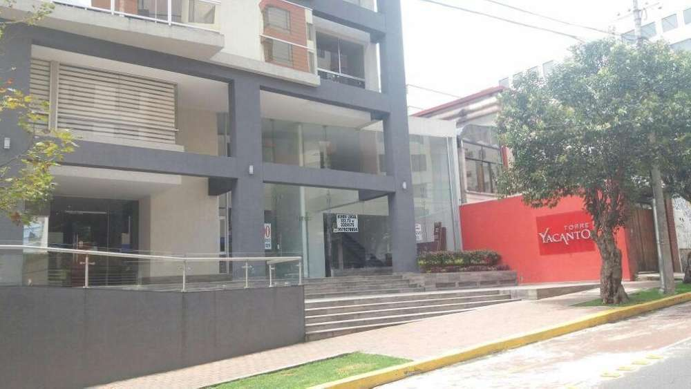 Local comercial u oficina de venta, <strong>edificio</strong> Yacanto, Calle Geronimo Carrion, Sector Plaza Fosh