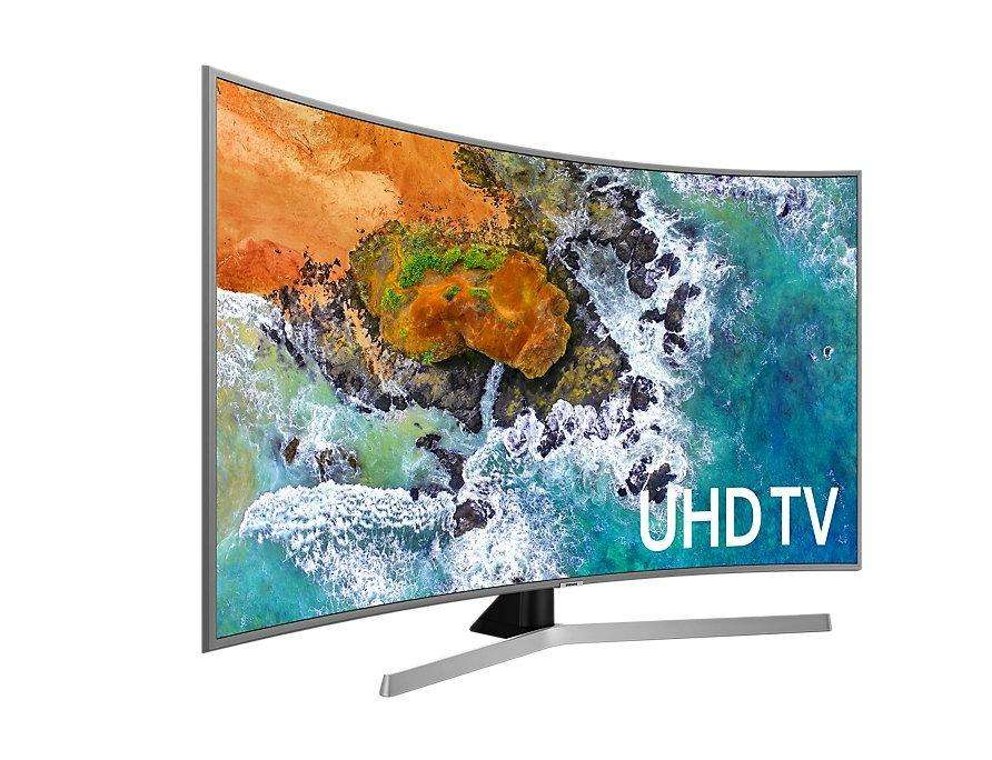 <strong>televisor</strong> CURVED 55 UHD 4K SAMSUNG